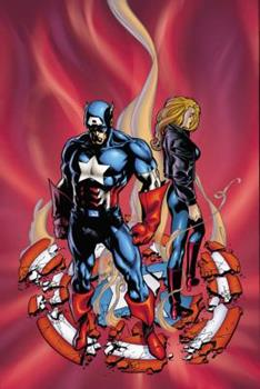Captain America: Land of the Free                (Captain America (1998) #4) - Book #4 of the Captain America 1998