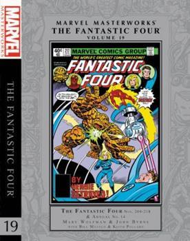 Marvel Masterworks: The Fantastic Four, Vol. 19 - Book #253 of the Marvel Masterworks