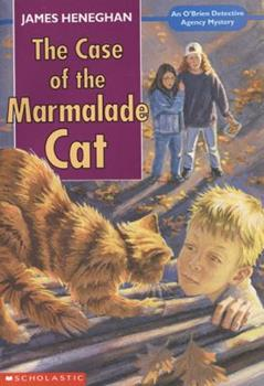 The Case Of The Marmalade Cat 0590738240 Book Cover
