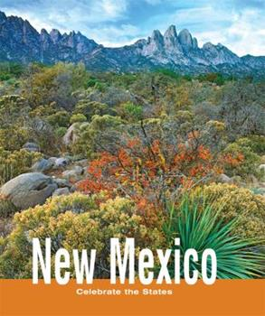 New Mexico - Book  of the Celebrate the States