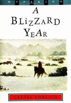 A Blizzard Year 0439221994 Book Cover