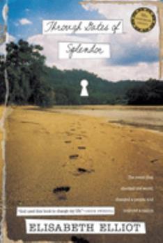 Paperback Through Gates of Splendor Book