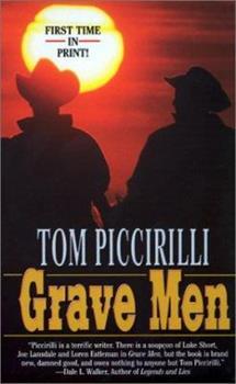 Grave Men - Book #1 of the Priest & Lamarr