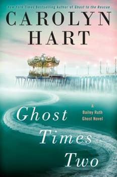 Ghost Times Two 0425283747 Book Cover