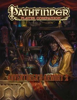 Pathfinder Player Companion: Adventurer's Armory 2 - Book  of the Pathfinder Player Companion