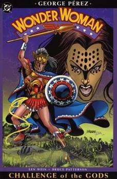 Wonder Woman Vol. 2: Challenge of the Gods - Book  of the Wonder Woman
