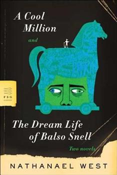 A Cool Million & The Dream Life of Balso Snell 0374502927 Book Cover