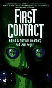 First Contact 0886777577 Book Cover