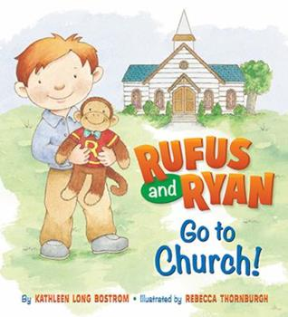 Board book Rufus And Ryan Go To Church Book