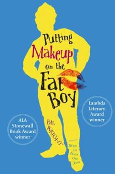 Paperback Putting Makeup on the Fat Boy Book