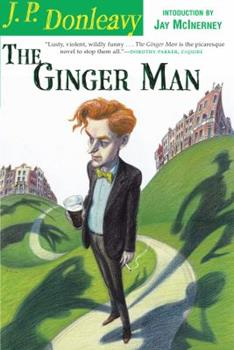 The Ginger Man 0871131994 Book Cover