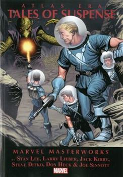 Marvel Masterworks Atlas Era Tales Suspense 1 - Book #68 of the Marvel Masterworks
