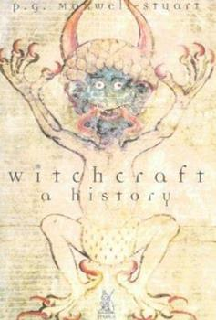 Paperback Witchcraft: A History Book