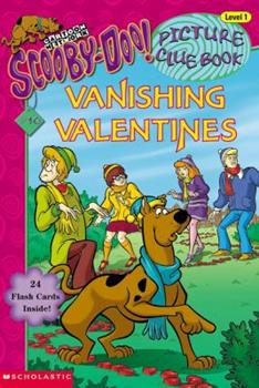 Scooby-Doo! Picture Clue Book #10: Vanishing Valentines (Scooby-Doo) 0439318467 Book Cover