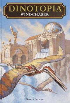Paperback Dinotopia: Windchaser Book