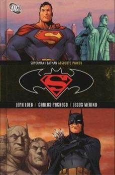 Superman/Batman (Volume 3): Absolute Power - Book #149 of the Modern Batman