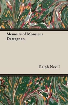 Paperback Memoirs of Monsieur Dartagnan Book