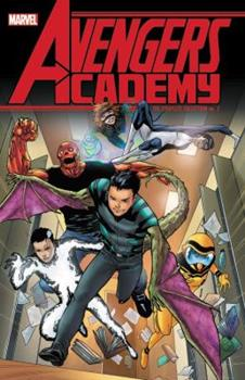 Paperback Avengers Academy: The Complete Collection Vol. 2 Book