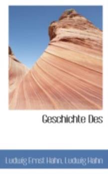 Paperback Geschichte Des Book