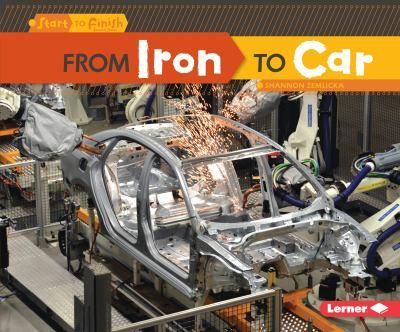 From Iron to Car - Book  of the Start to Finish, Second Series