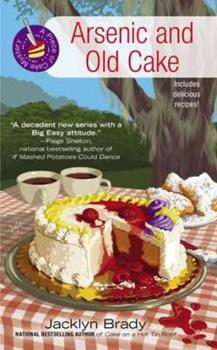 Arsenic and Old Cake 0425251721 Book Cover