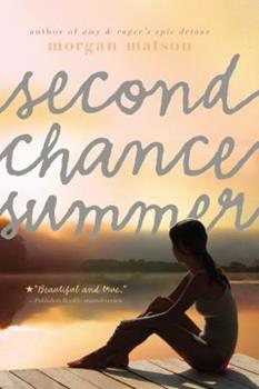 Second Chance Summer 1416990674 Book Cover