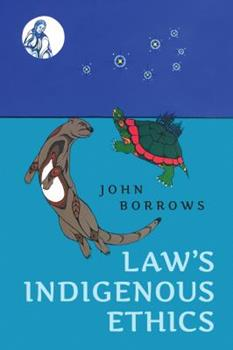 Paperback Law's Indigenous Ethics Book