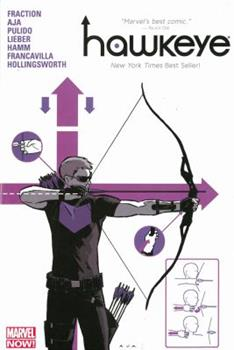 Hawkeye, Volume 1 - Book  of the Hawkeye 2012 Collected Editions