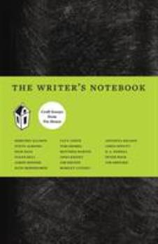 The Writer's Notebook: Craft Essays from Tin House 0979419816 Book Cover
