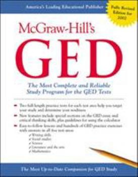 Paperback McGraw-Hill's GED : The Most Complete and Reliable Study Program for the GED Tests Book