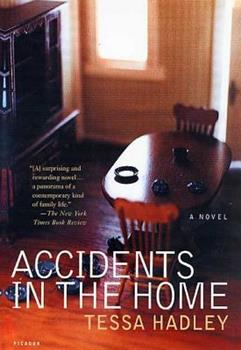 Accidents in the Home 0312421028 Book Cover
