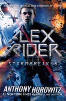 Stormbreaker 043942593X Book Cover