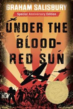 Under the Blood-Red Sun 0440910552 Book Cover