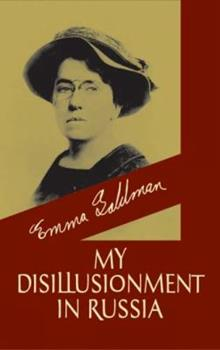 Paperback My Disillusionment in Russia Book