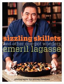 Sizzling Skillets and Other One-Pot Wonders 0061742961 Book Cover