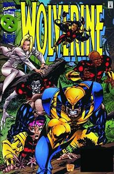 Essential Wolverine, Vol. 5 - Book  of the Essential Marvel