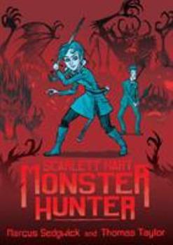 Paperback Scarlett Hart: Monster Hunter Book