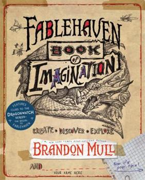 Fablehaven Book of Imagination 1629722413 Book Cover