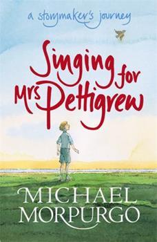 Paperback Singing for Mrs Pettigrew Book