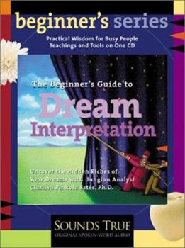 The Beginner's Guide to Dream Interpretation (Beginner's (Audio)) 1591790484 Book Cover