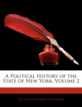 Paperback A Political History of the State of New York Book