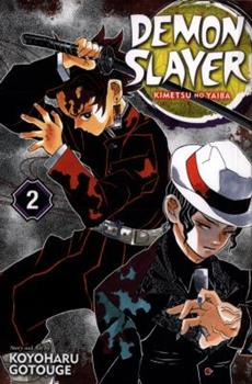 Demon Slayer: Kimetsu no Yaiba, Vol. 2 - Book #2 of the  / Kimetsu no Yaiba
