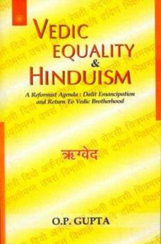 Paperback Vedic Equality and Hinduism Book