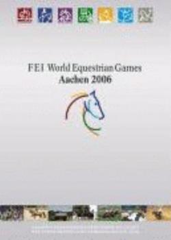 Paperback Fei World Equestrian Games Aachen 2006 Book