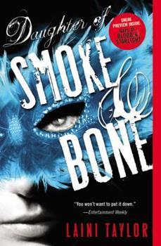 Paperback Daughter of Smoke & Bone Book