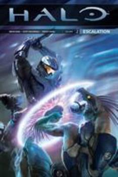 Halo: Escalation Volume 2 - Book  of the Halo Graphic Novels