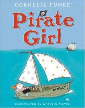 Pirate Girl 0439716721 Book Cover
