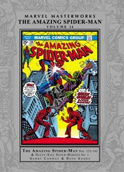 Marvel Masterworks: The Amazing Spider-Man, Vol. 14 - Book #182 of the Marvel Masterworks