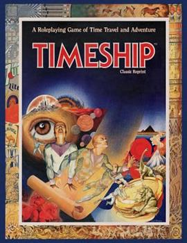 Timeship (Classic Reprint) 1938270207 Book Cover