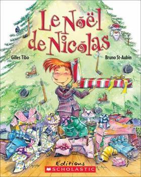 Le No?l de Nicolas - Book  of the Nicolas
